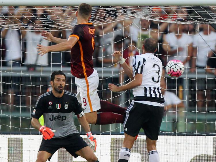 Juventus ist nach dem zweiten Spieltag noch punktlos
