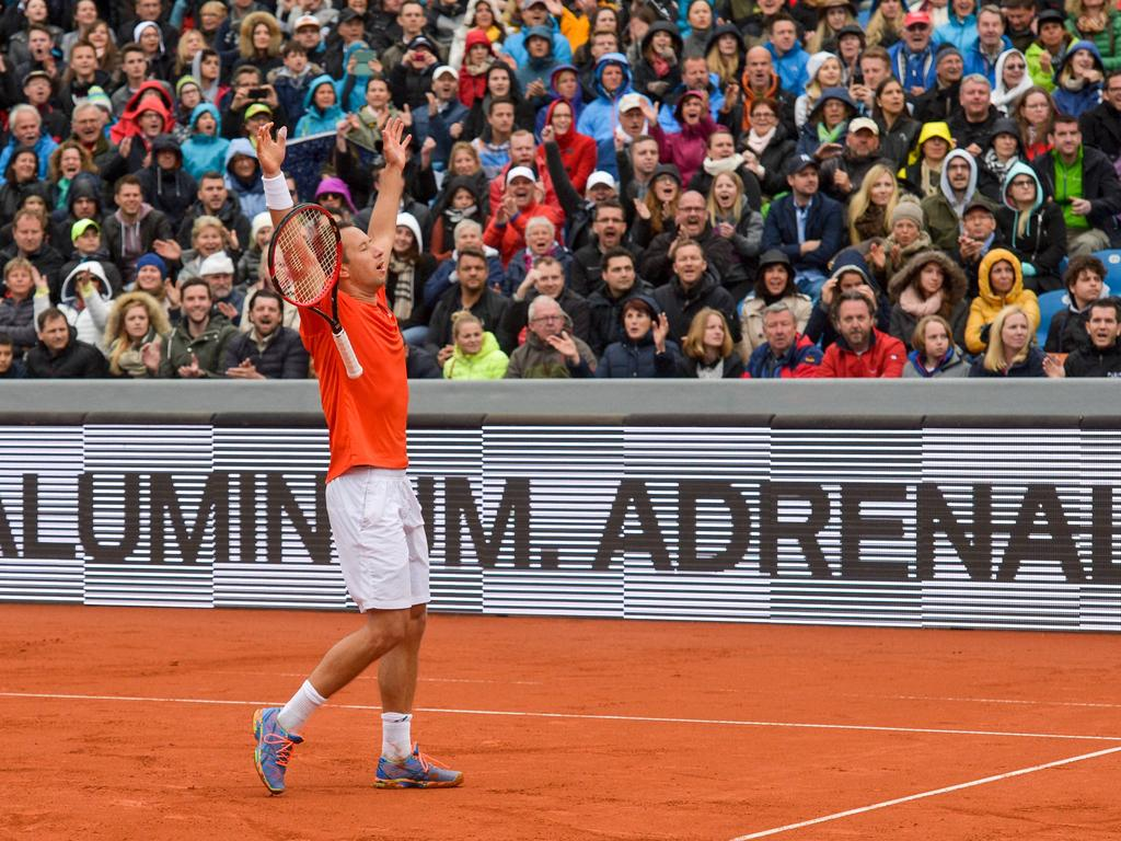 Philipp Kohlschreiber siegte zum dritten Mal in München
