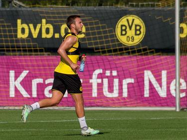 Der BVB muss am 1. Spieltag ohne Mario Götze auskommen