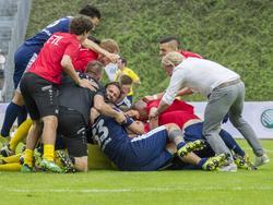 """Live-Fußball zum """"Finaltag der Amateure"""""""
