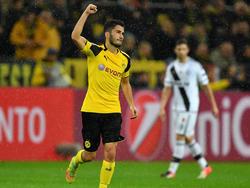 Dortmunds Nuri Şahin soll das Interesse von Inter geweckt haben