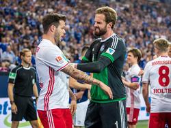 Schalke 04 und der HSV teilen die Punkte