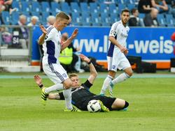 Der DFB ermittelt gegen Spieler des VfL Osnabrück