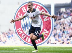 Eric Dier soll im Fokus des FC Bayern stehen