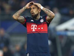 Arturo Vidal droht Ärger