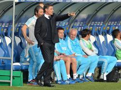 Olympique Marseille trennt sich von José Miguel González