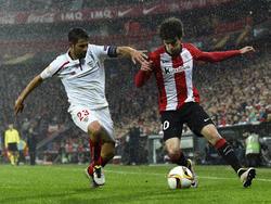Im Regen von Bilbao...