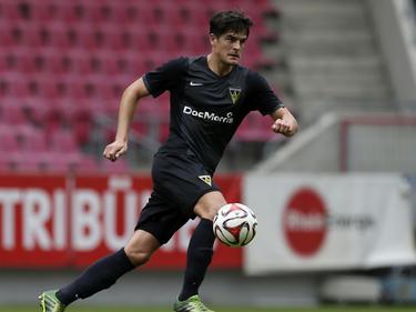 Wechselt mit sofortiger Wirkung nach Rostock: Marcus Hoffmann