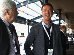 Fredi Bobic ist seit Juli Sportvorstand bei Eintracht Frankfurt