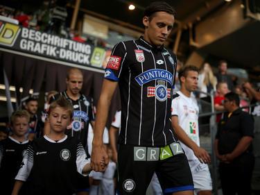 Uroš Matić verabschiedet sich aus Graz
