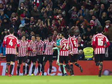 El Athletic está ahora con 47 puntos rozando Europa. (Foto: Getty)