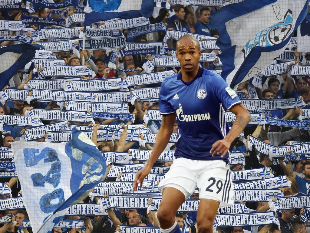 Naldo möchte mit Schalke zum Eurofighter werden