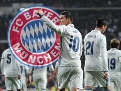 Zieht es James Rodríguez zu den Bayern?