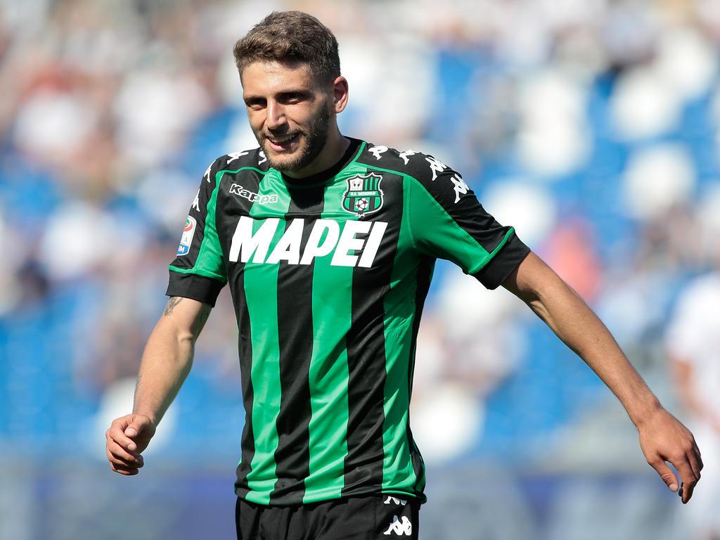 Domenico Berardi (US Sassuolo Calcio)