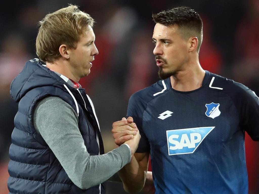 Suche nach Lewa-Backup | Dolberg und Giroud: Zwei Kandidaten für Bayern?