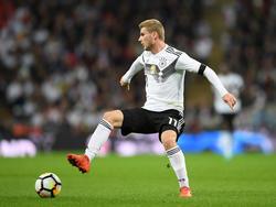 Großes Lob für DFB-Stürmer Timo Werner