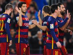 Barcelona schießt sich Richtung Finale