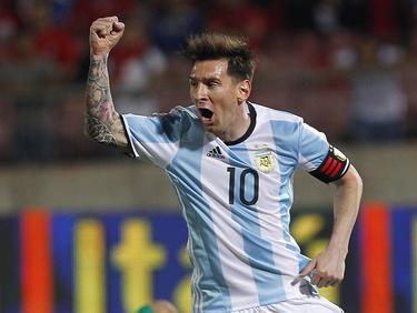 Lionel Messi verzückt Argentinien mit seinem 50