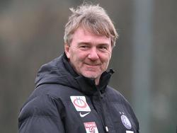 Andreas Ogris könnte mit seinen Austria Amateuren plötzlich doch aufsteigen