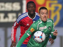 Daniel Sikorski ging zuletzt für St. Gallen auf Torejagd