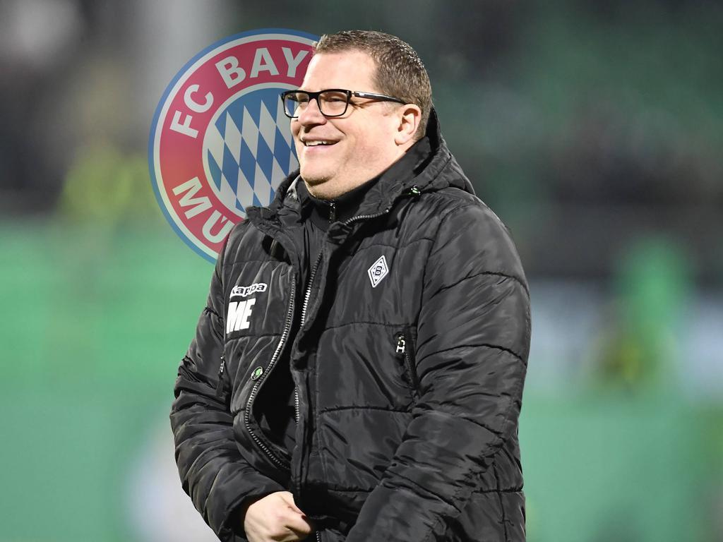 Max Eberl steht vor einem Wechsel zu Bayern München
