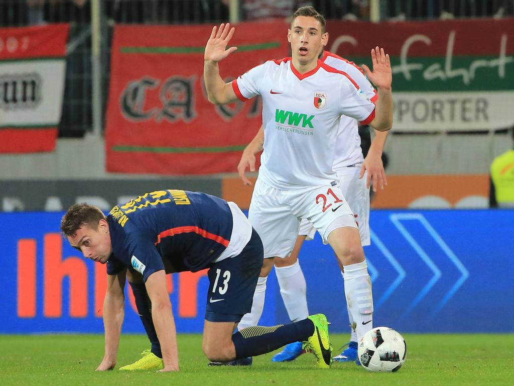 Platz 3: Dominik Kohr (FC Augsburg)