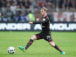 Der FC St. Pauli leiht Mats Møller Dæhli weiterhin vom SC Freiburg aus