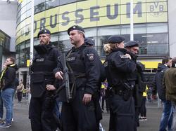 Die Polizei setzt in Dortmund beim Pokalfinale Kameras ein