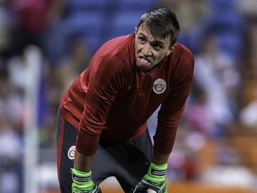 Fernando Muslera schied mit Galatasaray aus