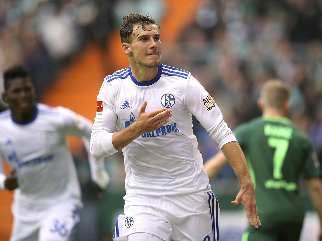 Schalke-Manager Heidel will Entscheidung von Goretzka