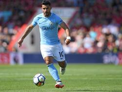 Sergio Agüero soll beim AC Mailand auf der Wunschliste stehen
