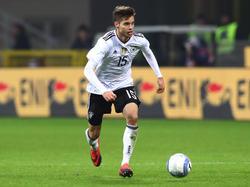 Julian Weigl will mit dem DFB zur WM