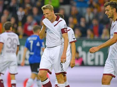 Marco Hartmann fehlt der SG Dynamo verletzungsbedingt
