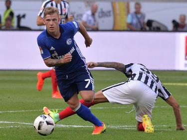 Max Meyer könnte den FC Schalke noch verlassen