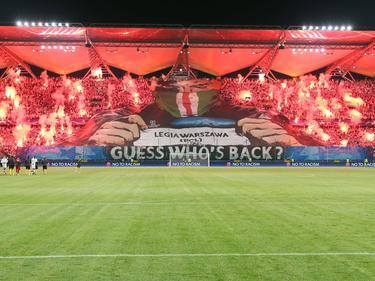 Legia Warschau muss ohne Fans zu Borussia Dortmund