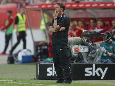 96-Coach Daniel Stendel warnt vor Fortuna Düsseldorf