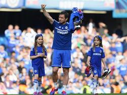 Frank Lampard beendet seine Karriere