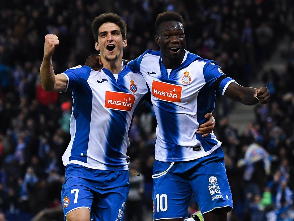El Espanyol logró el empate en la segunda mitad. (Foto: Getty)