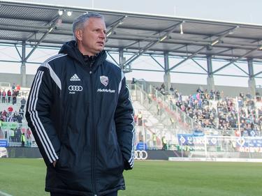 "Harald Gärtner sieht den FC Ingolstadt ""wiederholt benachteiligt"""