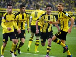 Nach dem Ausfall von Marco Reus hat der BVB gleich mehrere Optionen