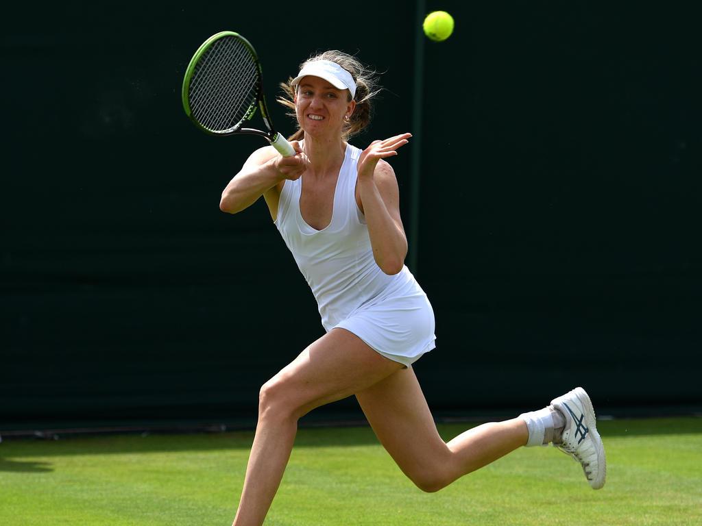 Platz 51 (▲2): Mona Barthel - 1123 Punkte