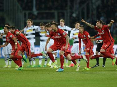 El Eintracht luchará por un título por primera vez desde 1988. (Foto: Imago)