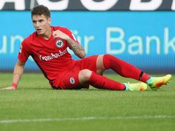 Guillermo Varela läuft nicht mehr für Eintracht Frankfurt auf