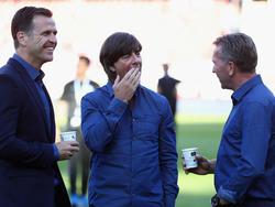 Die DFB-Verantwortlichen wollen die Erfahrungen des Confederations Cups abwarten und sich danach für ein Quartier entscheiden