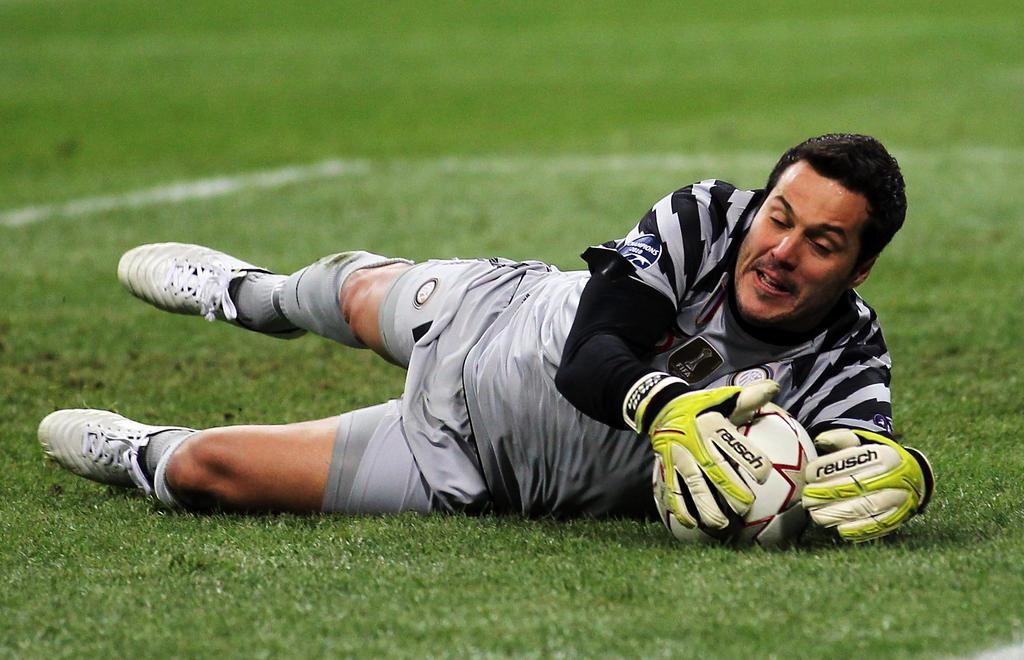 Platz 14: Júlio César - 22 in 63 Einsätzen
