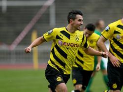 Julian Derstroff wechselt zum FSV Mainz II