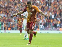 Für Podolski hätte es nach seiner Einwechslung nicht besser laufen können
