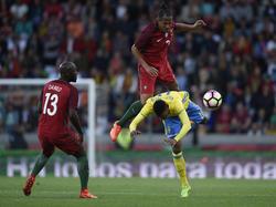Portugal verliert 2:3 gegen die Schweden