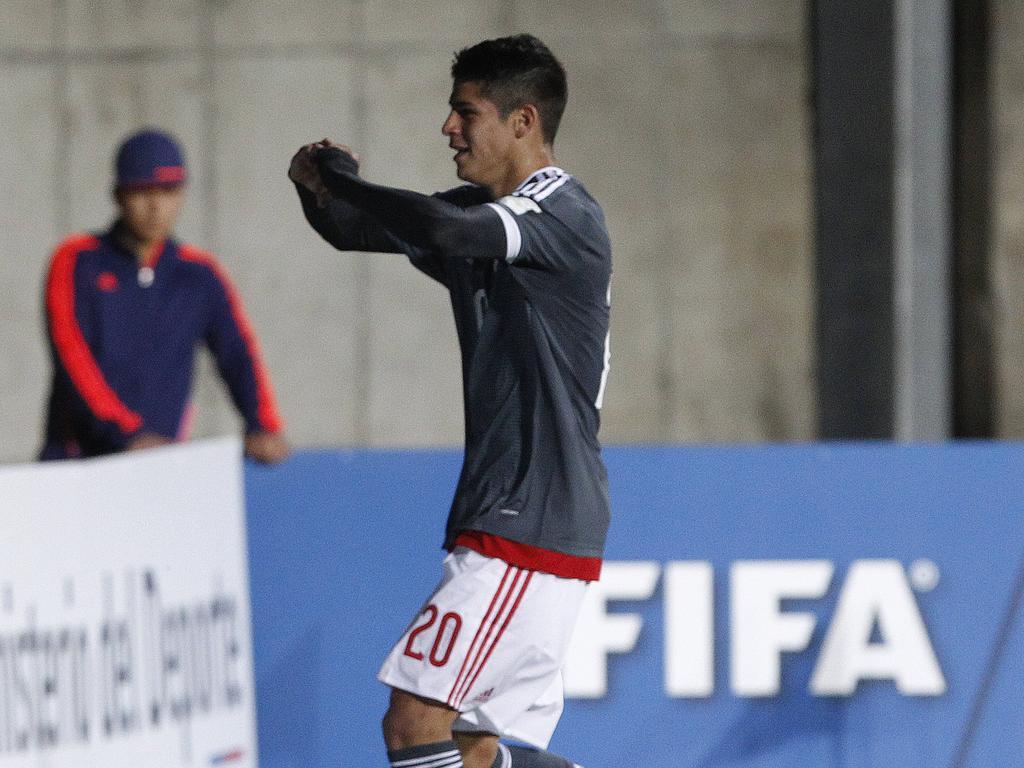 Julio Villalba (Borussia Mönchengladbach, 1,25 Mio. Euro)