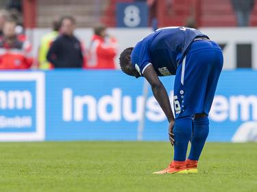 Dem Karlsruher SC droht der vorzeitige Abstieg aus der 2. Bundesliga